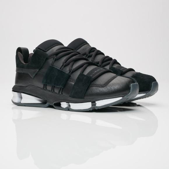 new styles 932ba e5196 Adidas Twinstrike ADV Stretch Leather Mens Black